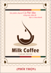 Cafe milk(sữa)